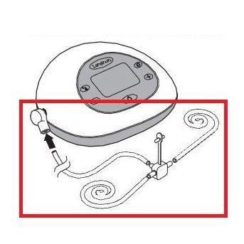 Тръбички и конектори за Двойна Електрическа помпа