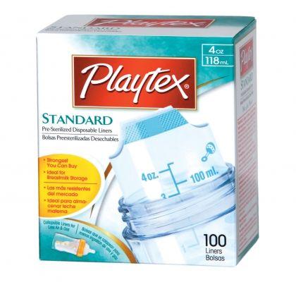 Пликчета Standard 118 ml - 100 броя