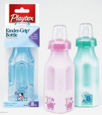Kinder-Grip® Bottle