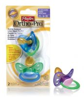 Latex pacifier Ortho Pro 6+