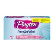 Playtex Тампони с апликатор Gentle Glide - 8 бр.