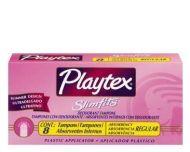 Playtex Тампони с апликатор Slim Fits - 8 бр.