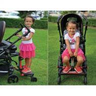 Универсална Степенка за второ дете Макси със седалка